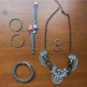 Jewelry - Misc 6 pc jewelry lot